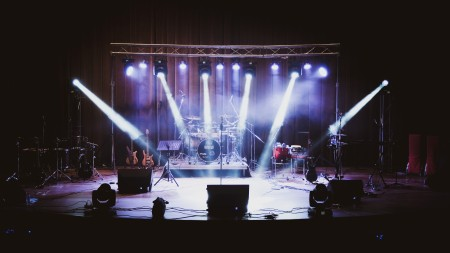 Stage Equipment for hire in Perth